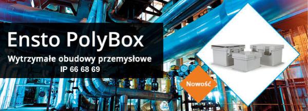 Obudowy Ensto PolyBox